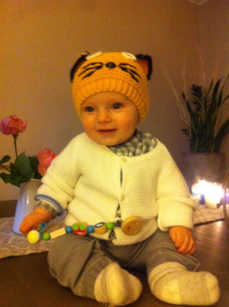Giulio a 7 mesi e mezzo <3